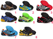 Mens Salomon Speed Cross 1 Running Shoes Many Color 929267457