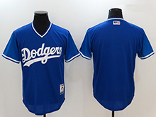 Mens Mlb Los Angeles Dodgers Majestic Navy 2017 Players Weekend Authentic Team Jersey