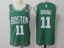 Mens Nba Boston Celtics #11 Kyrie Irving Green Nike Jersey