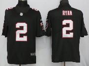 Mens New Nike Atlanta Falcons #2 Matt Ryan Vapor Untouchable Limited Jersey