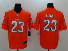 Mens Nfl Miami Dolphins #23 Ajayi Orange Vapor Untouchable Limited Jersey