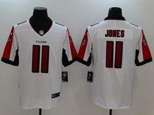 Mens Nfl Atlanta Falcons #11 Julio Jones White Vapor Untouchable Limited Jersey