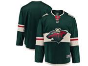 Mens Nhl Minnesota Wild Blank Green Home Premier Adidas Jersey