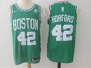 Mens Nba Boston Celtics #42 Al Horford Green Nike Jersey