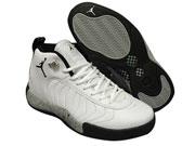 Mens Air Jordan 12.5 Basketball Shoes White Clour