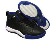 Mens Air Jordan 12.5 Basketball Shoes Blue And Black Clour