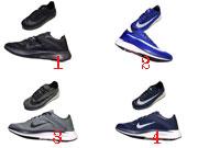 Mens Mesh Running Shoes Many Clour