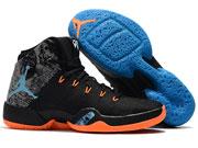 Mens Women Air Jordan 30.5 Basketball Shoes Black Clour