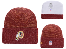 Mens Nfl Washington Redskins Beanies Red Hats