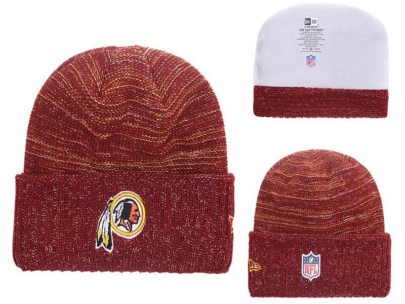 Mens Nfl Washington Redskins Beanies Red Hats