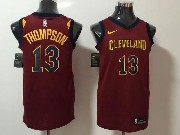 Mens Nba Cleveland Cavaliers #13 Tristan Thompson Red Nike Jersey