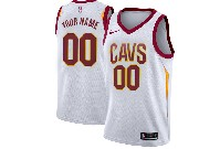 Mens Youth Cleveland Cavaliers White Nike Jersey