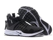 Men Acronym X Nike Lab Air Presto Mid Running Shoes Black Colour
