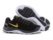 Mens Nike Anti-fur Moon Running Shoes Black Colour