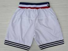 Mens Nba 2015 All Star White Adidas Shorts