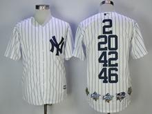 Mlb New York Yankees Mixed Honor White Jersey
