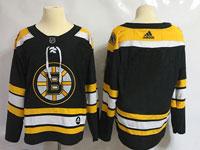 Mens Nhl Boston Bruins Blank Black Home Adidas Jersey