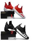 Mens  Adidas Harden Vol 2 Basketball Shoes Many Clour