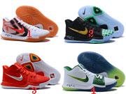 Mens Nike Kyrie 3 Basketball Shoes Many Colour