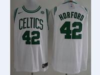 2017-18 New Mens Nba Boston Celtics #42 Al Horford White Nike Player Jersey
