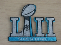 2018 Nfl Super Bowl Patch