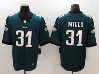 Mens Nfl Philadelphia Eagles #31 Jalen Mills Green Vapor Untouchable Limited Jersey