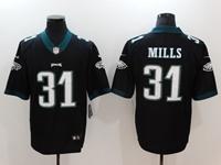 Mens Nfl Philadelphia Eagles #31 Jalen Mills Black Vapor Untouchable Limited Jersey
