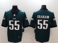 Mens Nfl Philadelphia Eagles #55 Brandon Graham Green Vapor Untouchable Limited Jersey