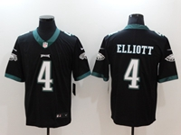Mens Nfl Philadelphia Eagles #4 Jake Elliott Black Vapor Untouchable Limited Jersey