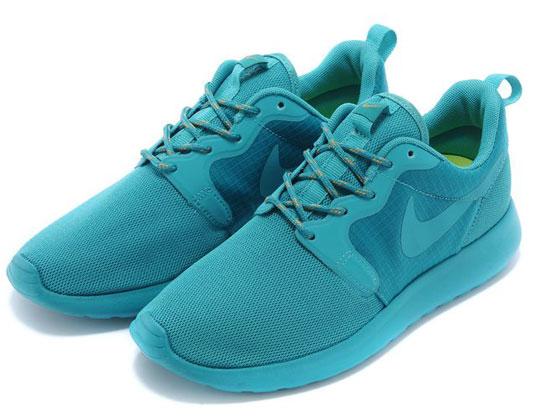 women 2014 roshe run hyperfuse shoes color light blue. Black Bedroom Furniture Sets. Home Design Ideas