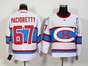 Mens Nhl Montreal Canadiens #67 Pacioretty White 2016 Winter Classic Jersey