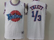 Mens Nba Space Jam Tune Squad #1-3 Tweety White Jersey