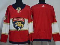 Mens Nhl Florida Panthers Blank Red Adidas Jersey
