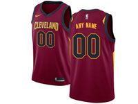 Mens Women Youth Cleveland Cavaliers Current Player Red Nike Icon Edition Jersey