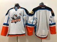 Mens Ahl San Diego Gulls Blank Hockey White Ccm Jersey