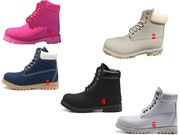 Men And Women Boots Shoes Many Colour