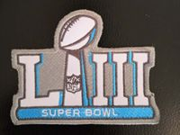 2019 Nfl Super Bowl Patch
