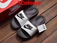 Mens And Women Nike Slide Shoes 3 Colours