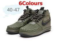 Mens Nike Air Force 1 Af1 Boots Shoes 6 Colors