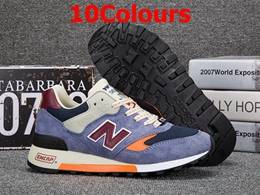 Mens And Women New Balance Nb577 Classi Running Shoes 10 Colours