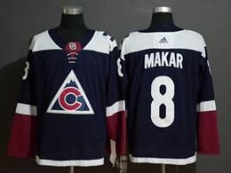 Mens Nhl Colorado Avalanche #8 Cale Makar Dark Blue Adidas Jersey