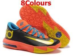 Mens Nike Air Max Kd 6 Running Shoes 8 Colours