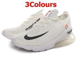 Mens And Women Nike Air Max 270 Flyknit Running Shoes 3 Colours