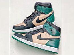 Mens And Women Air Jordan 1 Retro High Basketball Shoes One Color