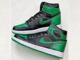 Mens Air Jordan 1 High Og Basketball Shoes One Color
