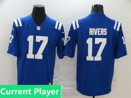Mens Women Youth Nfl Indianapolis Colts 2020 Blue Current Player Vapor Untouchable Limited Jersey