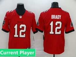 Mens Women Youth Nfl Tampa Bay Buccaneers 2020 Red Current Player Vapor Untouchable Limited Jersey