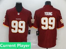 Mens Women Youth Nfl Washington Redskins 2020 Red Current Player Vapor Untouchable Limited Jersey