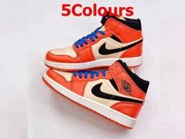 Mens And Women Nike Air Jordan1 Aj1 High Running Shoes 6 Colors