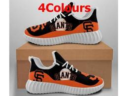 Mlb San Francisco Giants Running Shoes 4 Colors